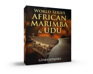 African Marimba and Udu