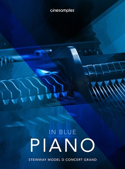Piano in Blue