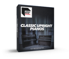 Abbey Road Classic Upright Pianos
