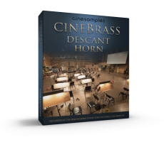 CineBrass Descant Horn