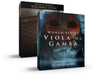 Dulcimer and Viola da Gamba