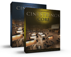 CineStrings CORE + CineBrass CORE Bundle