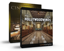 CineStrings RUNS + Hollywoodwinds Bundle
