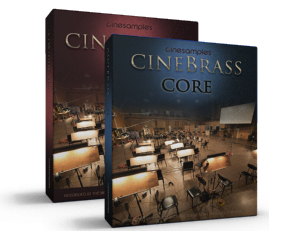 CineBrass CORE + CineWinds CORE Bundle