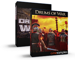 Drums of War Bundle